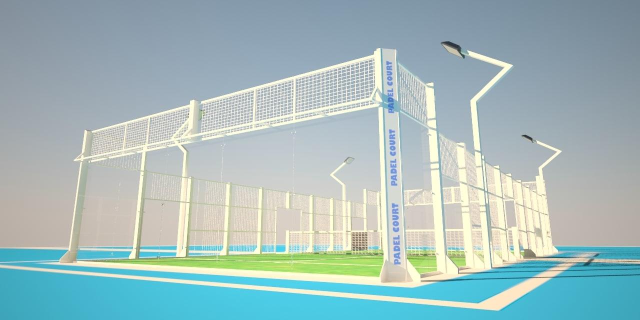 Padel Tennis Court