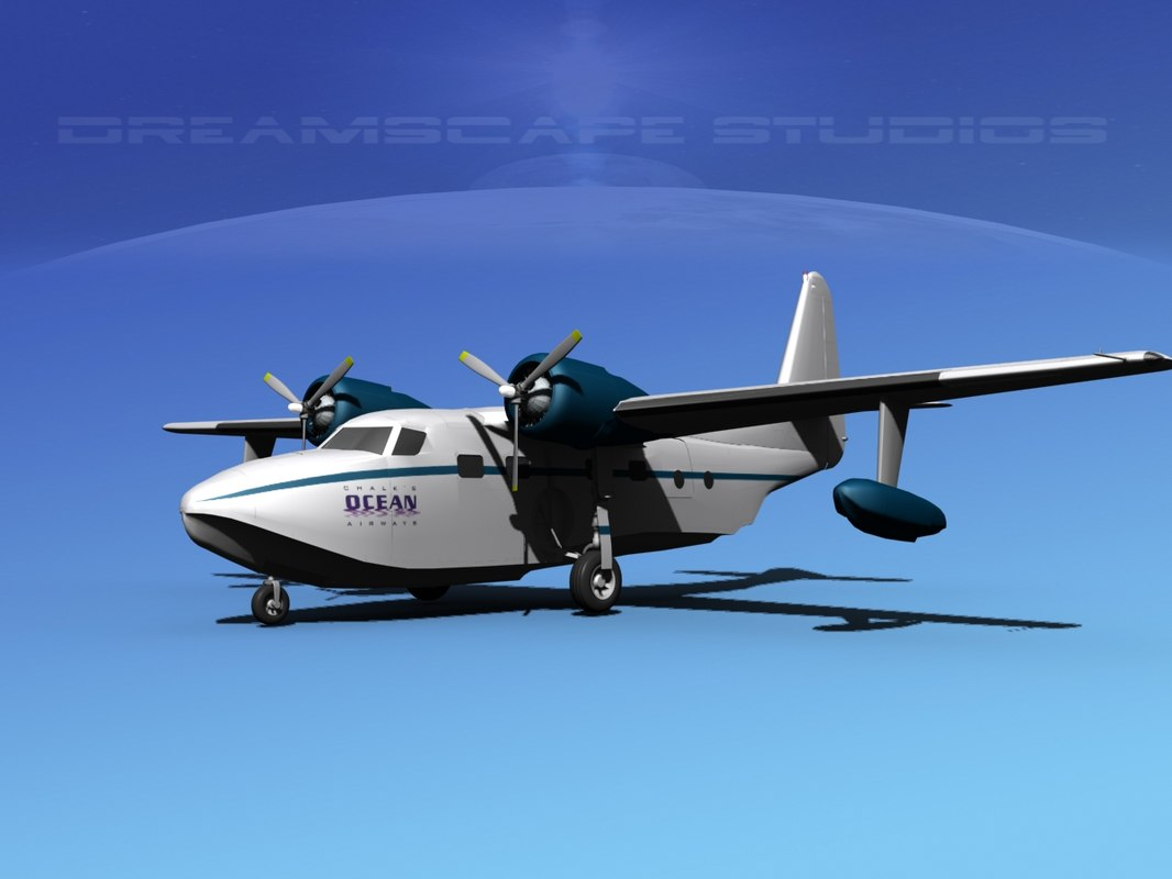Grumman G-73 Mallard V230001.jpg