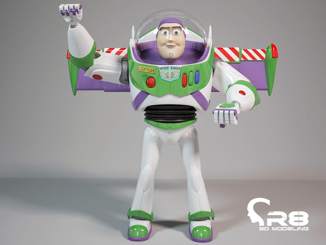 Buzz Toy