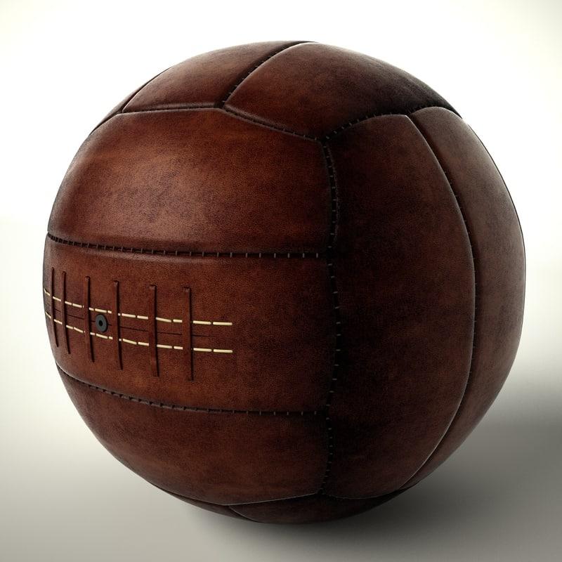 Vintage Soccer Ball 26