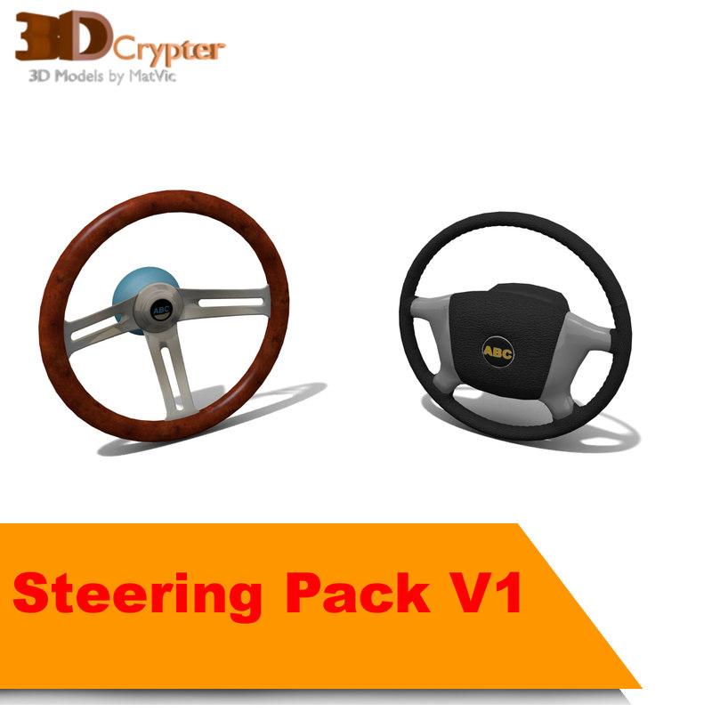 Steering Pack V1