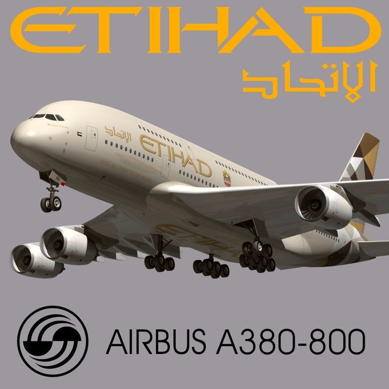 airbus a380 etihad success - photo #2