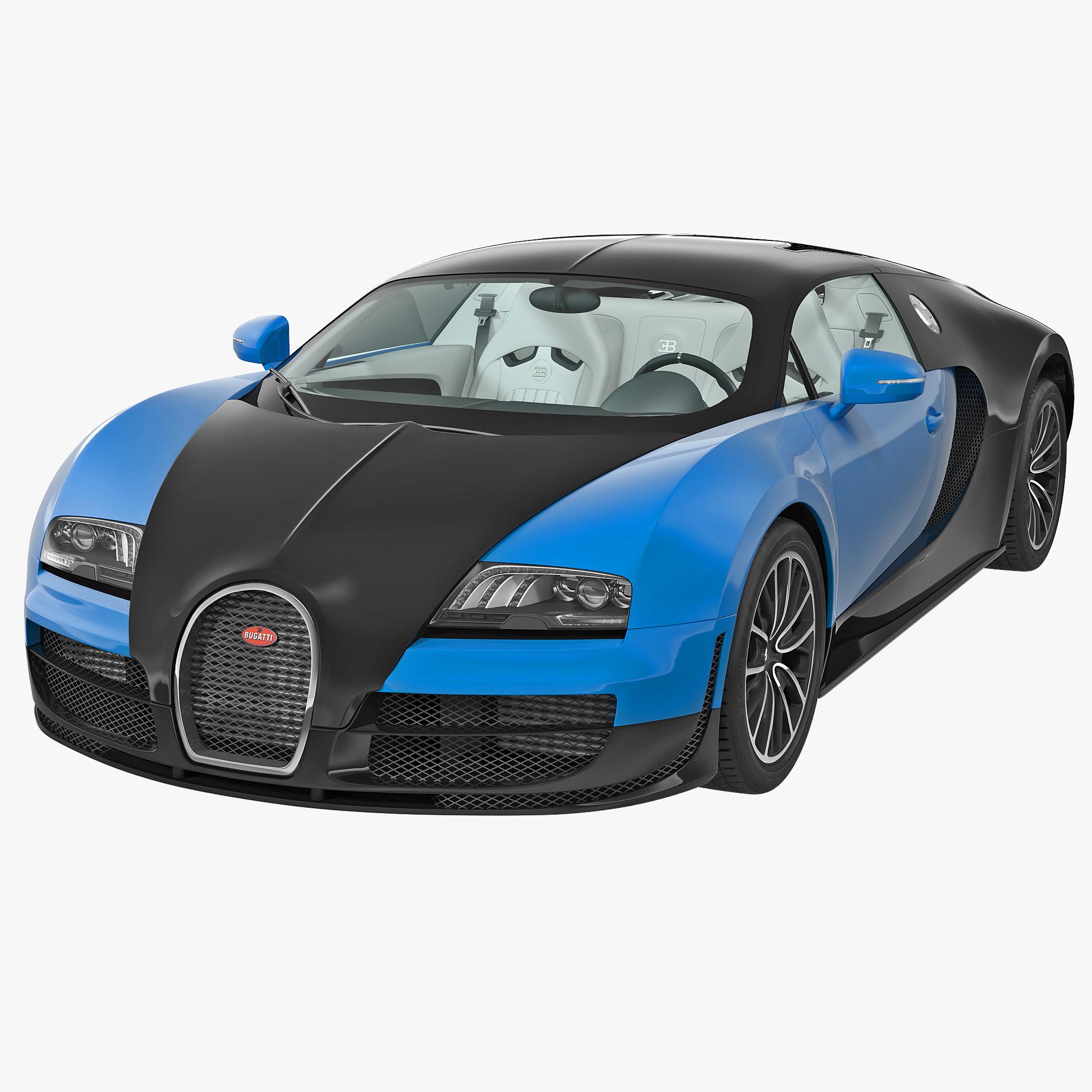 3d bugatti veyron. Black Bedroom Furniture Sets. Home Design Ideas