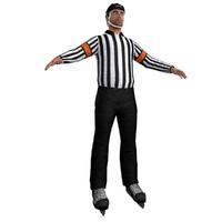 referee 3D models