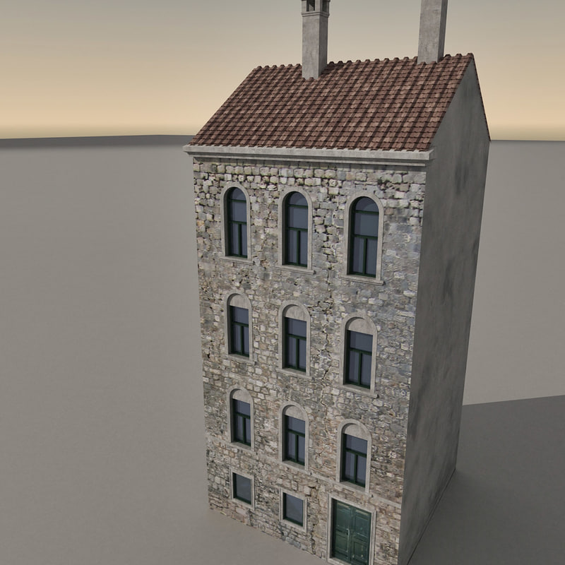 Italian Building 033