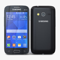 Samsung Galaxy Ace NXT 3D models