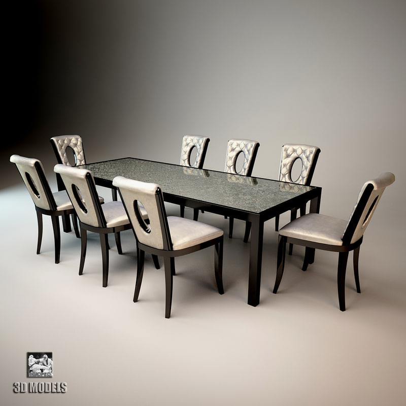 Visionnaire Kudrun Dining Table