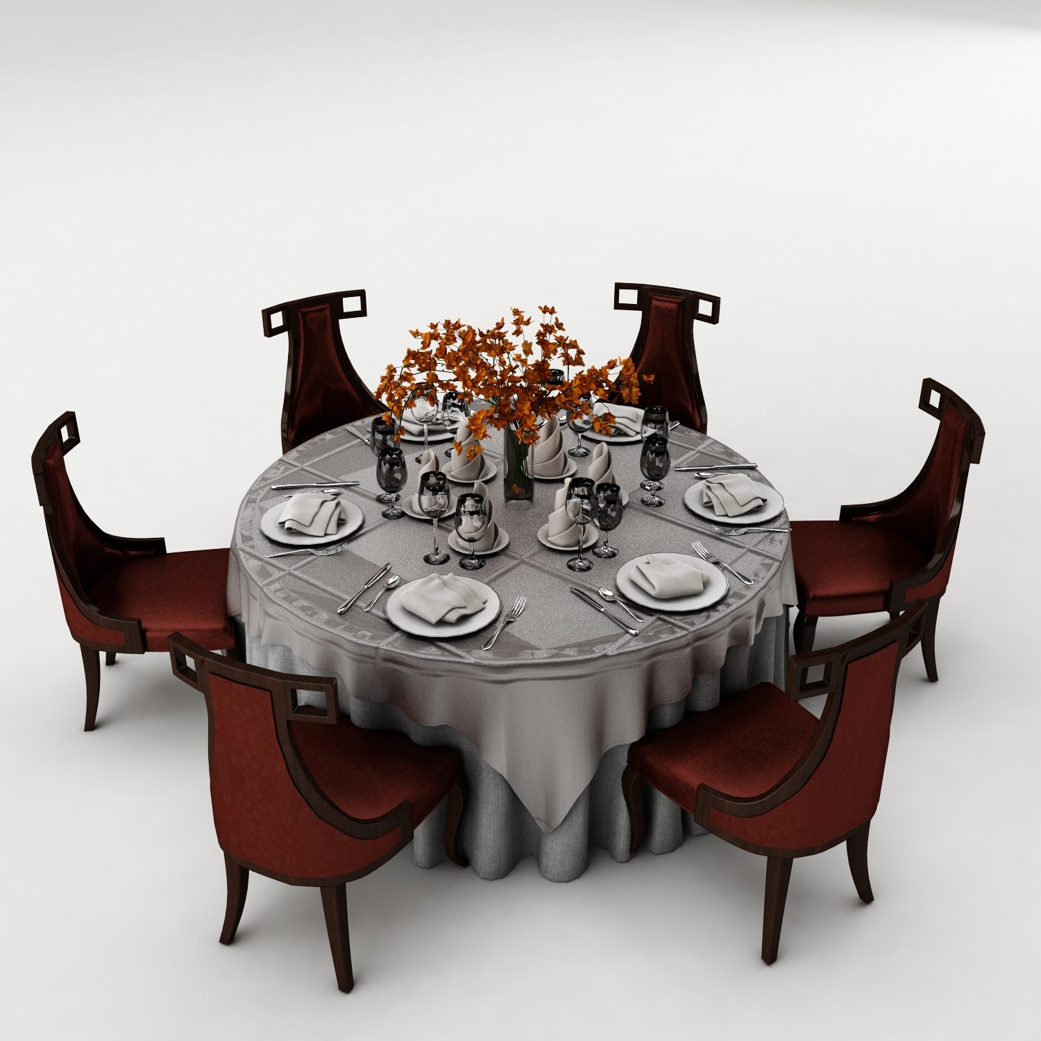 Dining table set 27