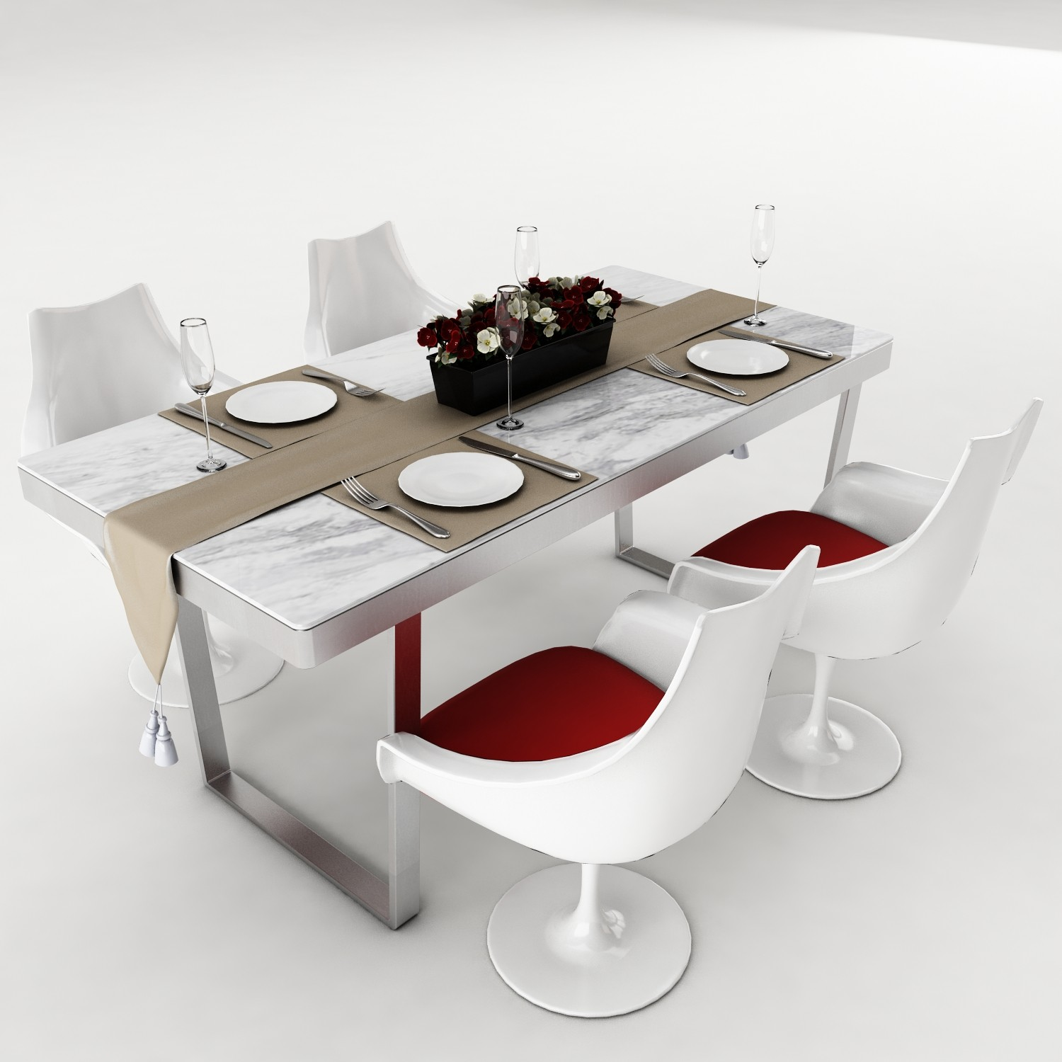 Dining table set 31