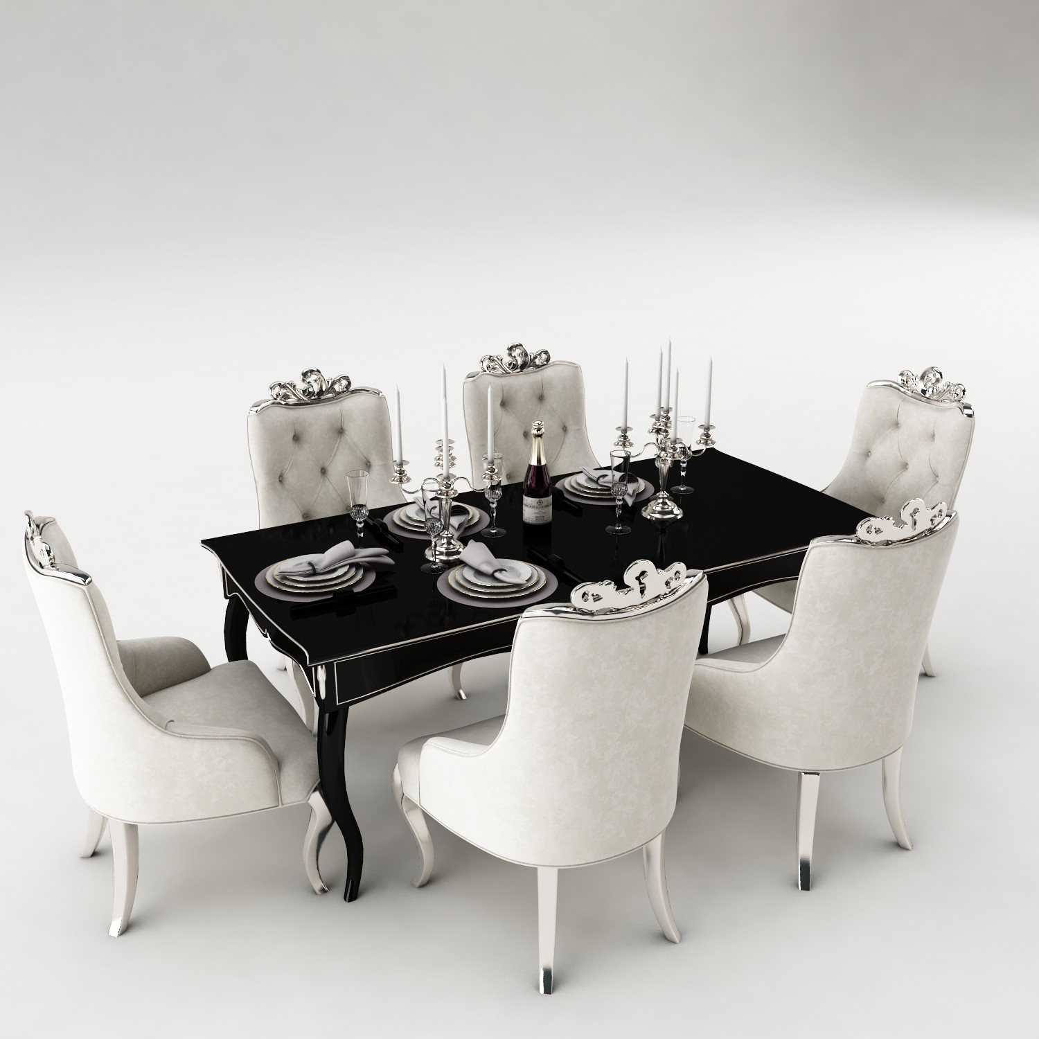 Dining table set 37