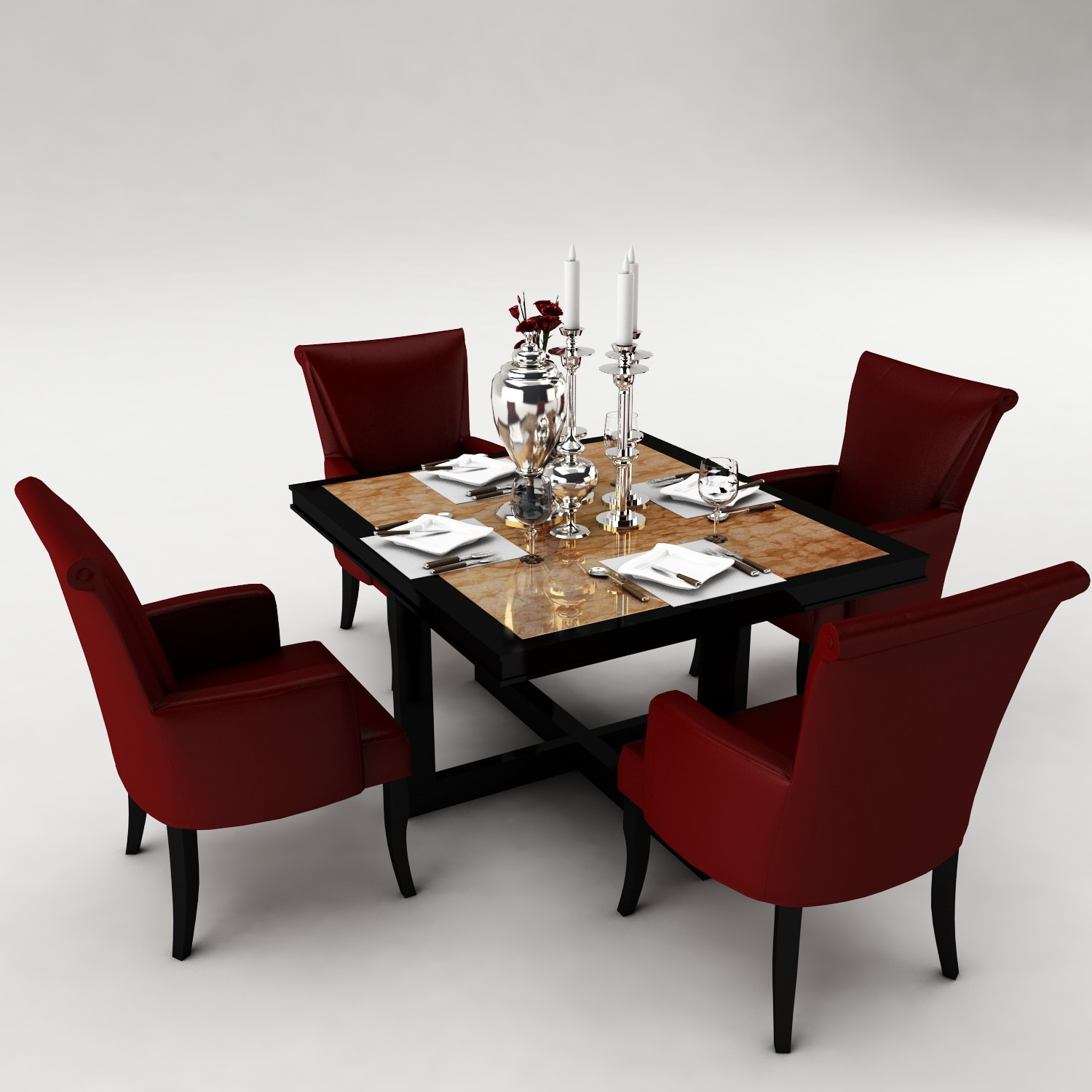 Dining table set 39