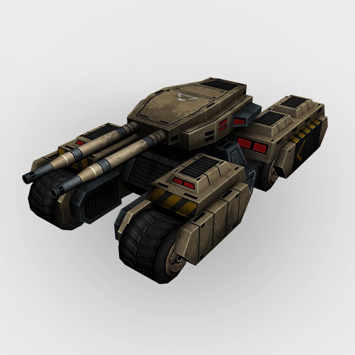 Sci Fi Tank 2