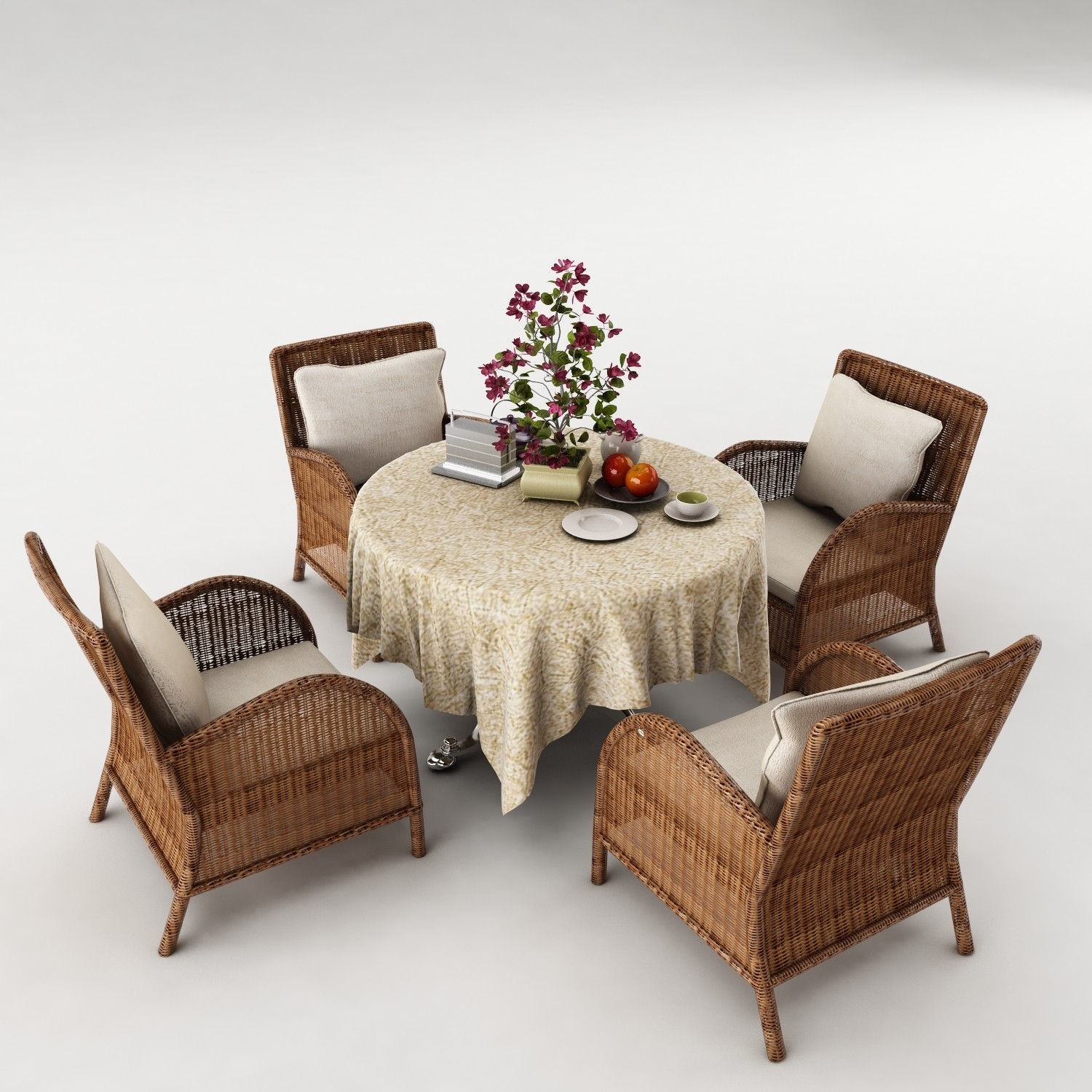 Dining table set 45