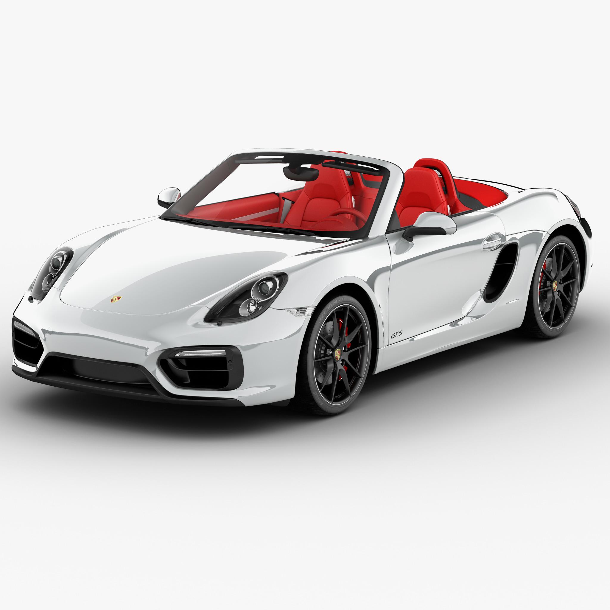 Porsche Boxster Car: Max Porsche Boxster Gts 2015