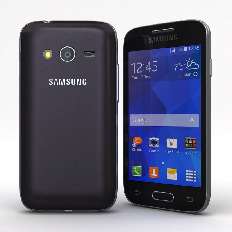 Samsung Galaxy Ace 4 Iris Charcoal