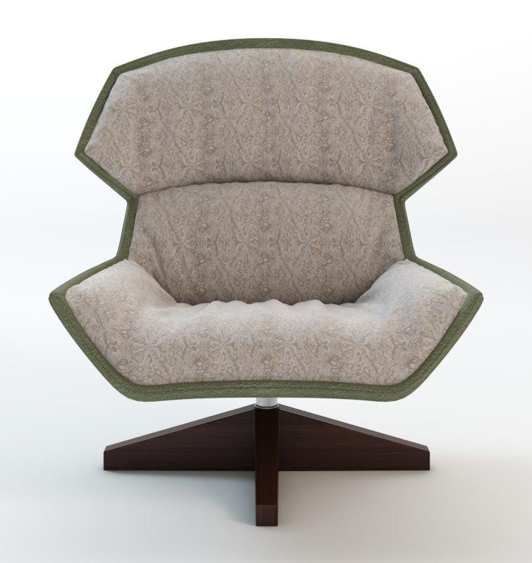 Moroso Clarissa Hood chair