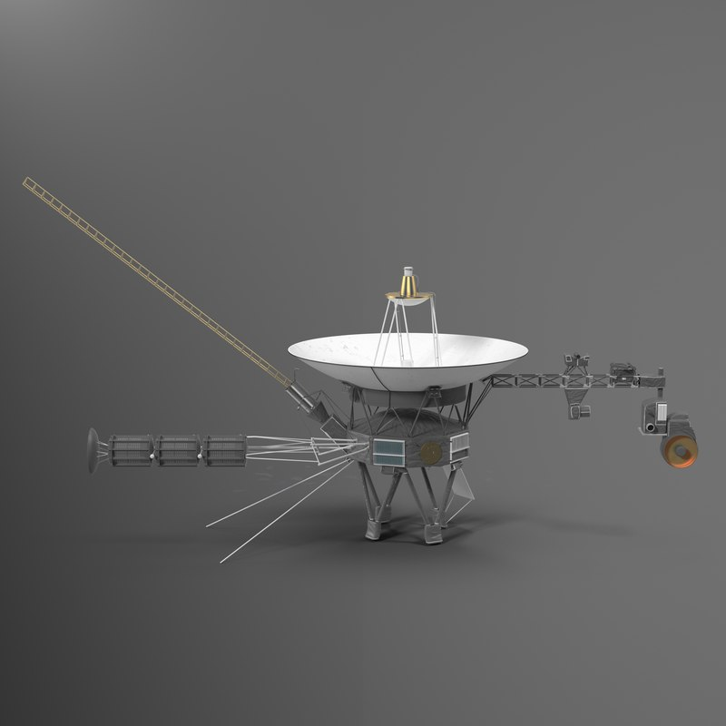 voyager 1 model - photo #3