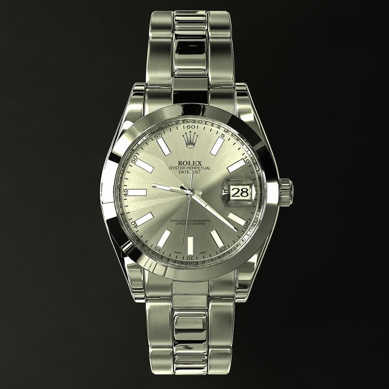 Rolex Datejust II 2014