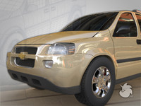 Uplander 3D models