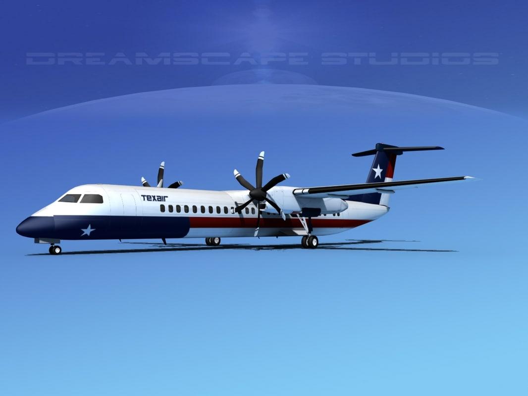 Dehavilland DHC-7-400 Texair0001.jpg