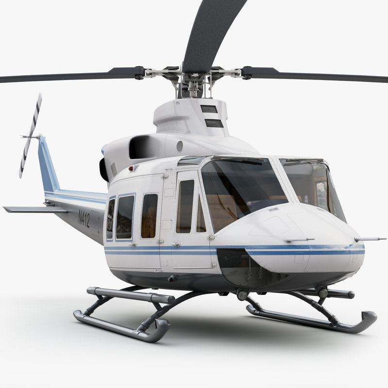 Bell 412 Private