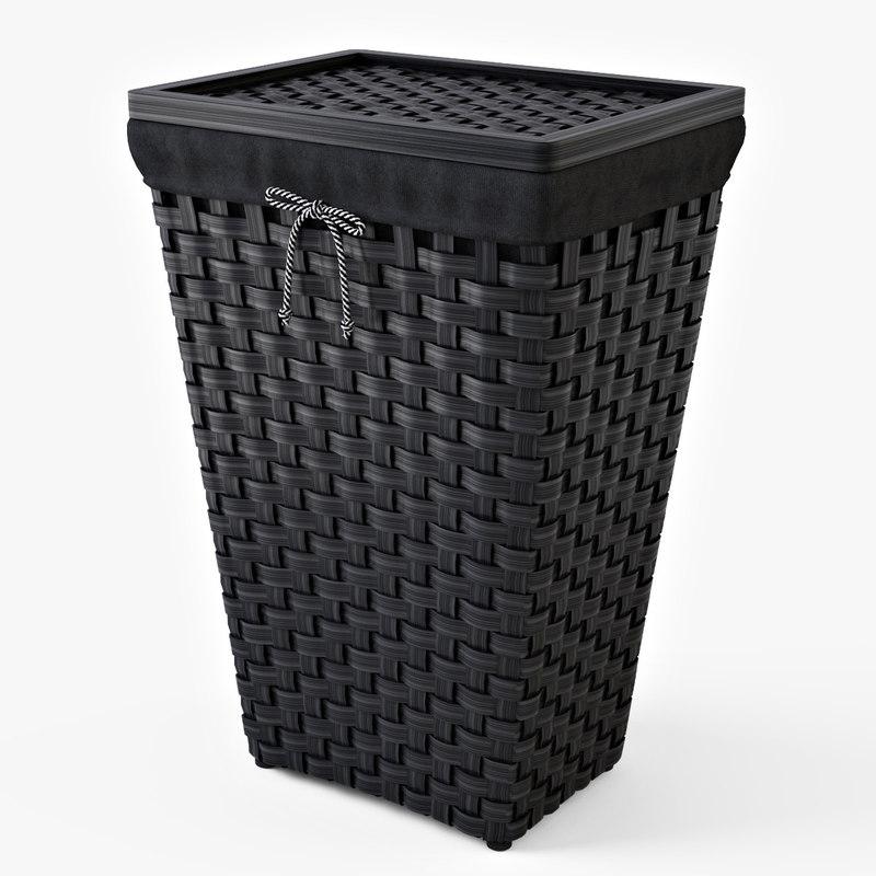 Laundry Basket IKEA KNARRA
