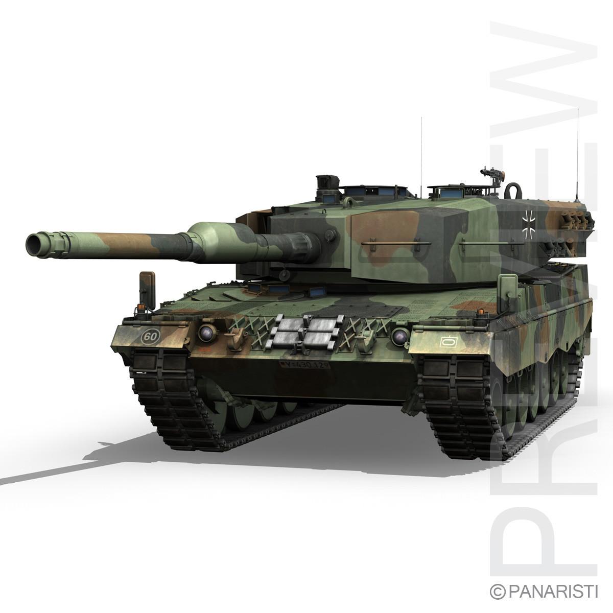 Leopard 2A4 MBT - Germany