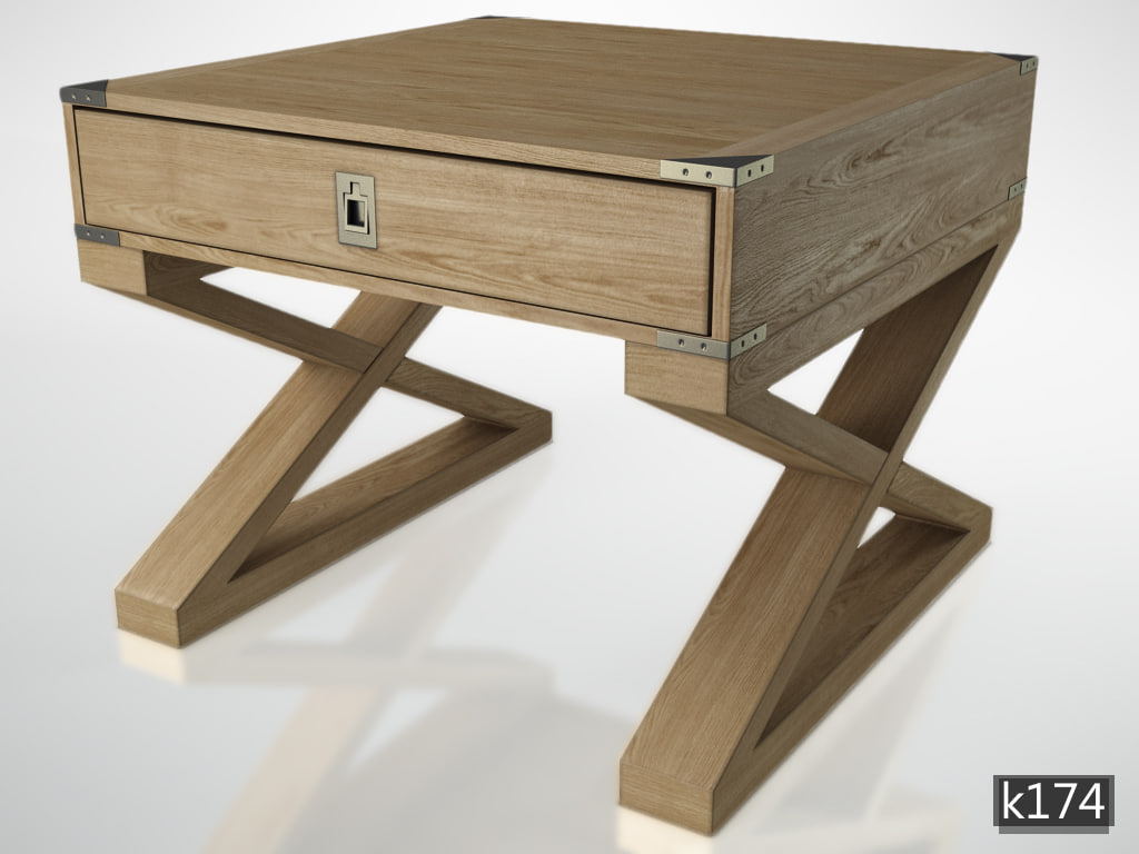 Wisconsin Low Table and Console by Eichholtz