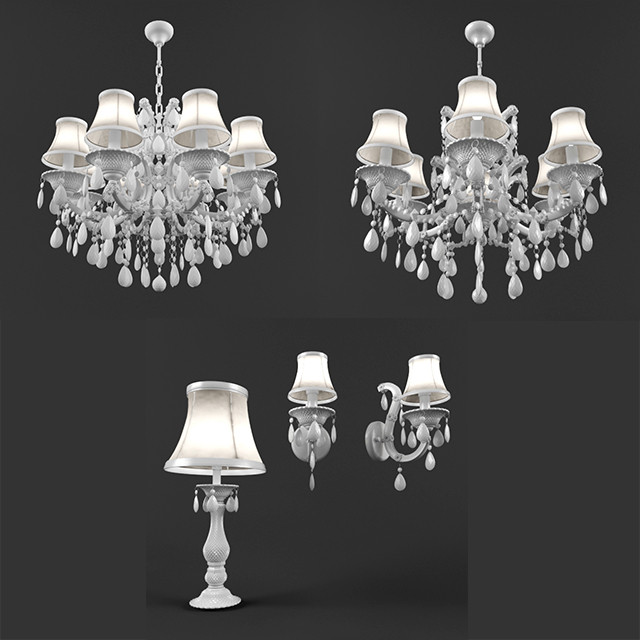 de majo chandelier TableLamp bra