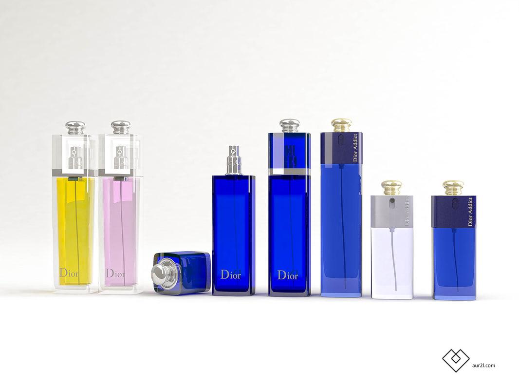 DIOR Addict Parfums Set