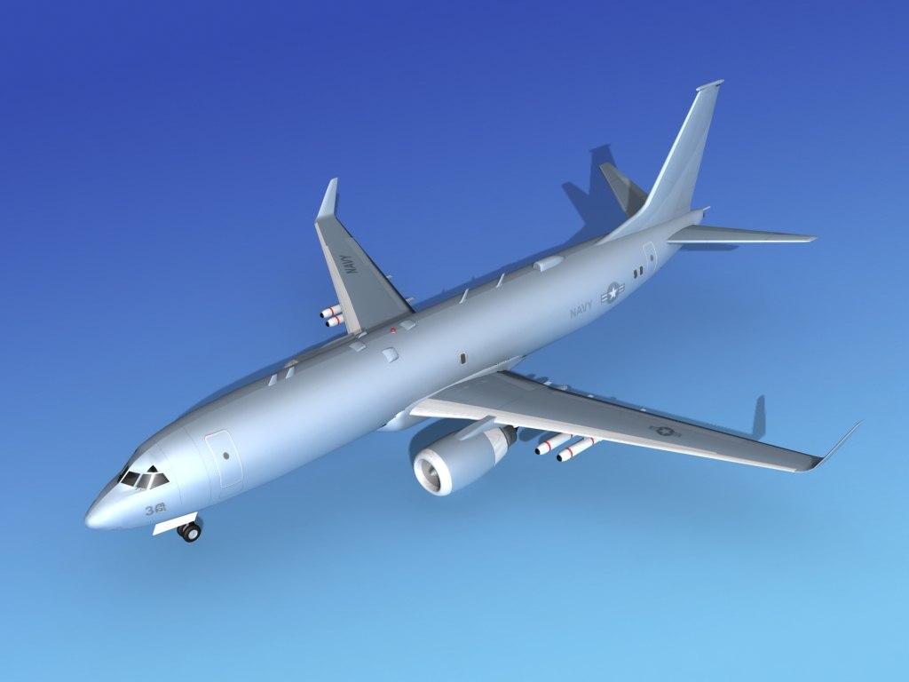 Boeing P-8 Posiedon US Navy