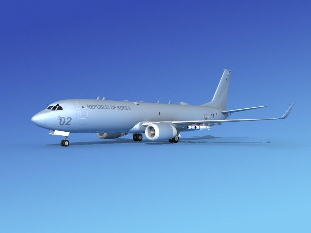 Boeing P-8 Posiedon Republic of Korea