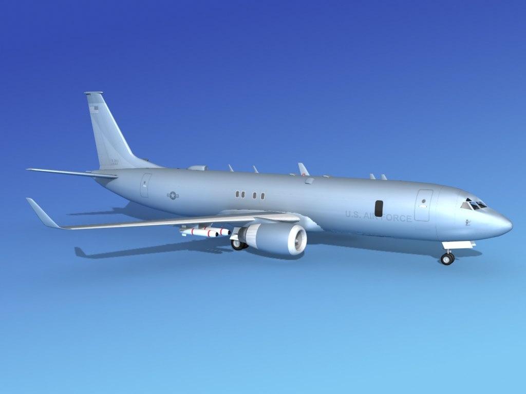 Boeing P-8 Posiedon USAF