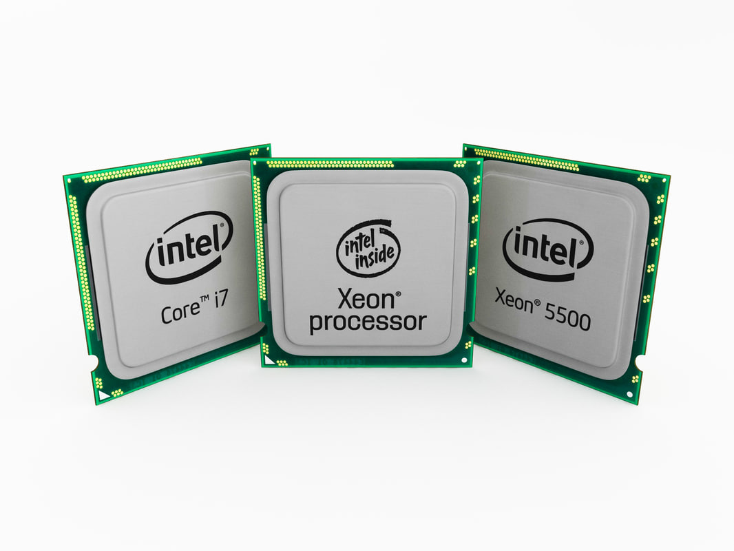 Intel Processor i7 i5 i3 Xeon