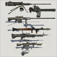 M82 3D models