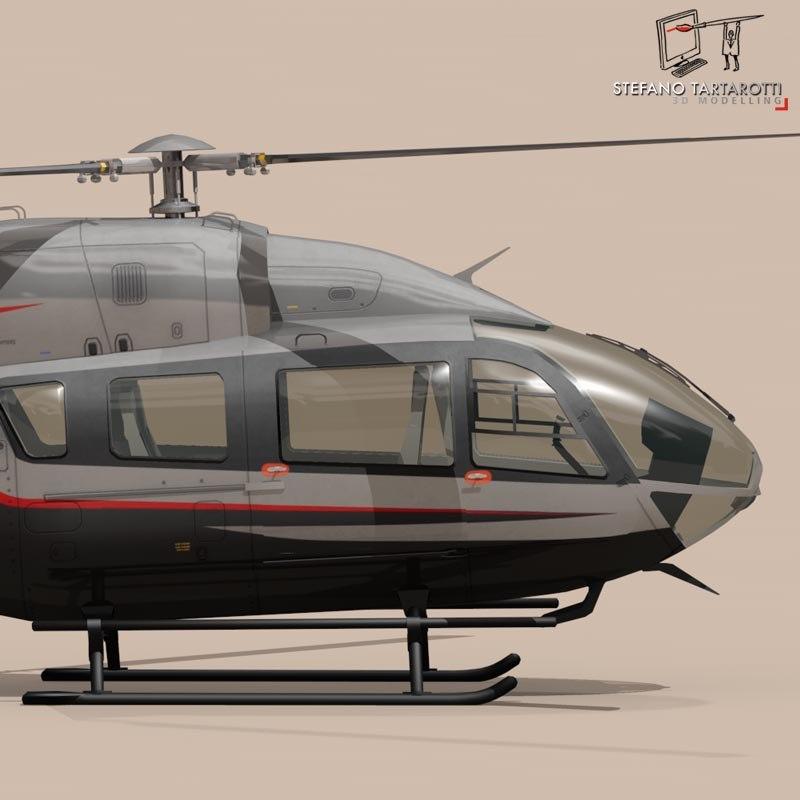 EC145 air executive
