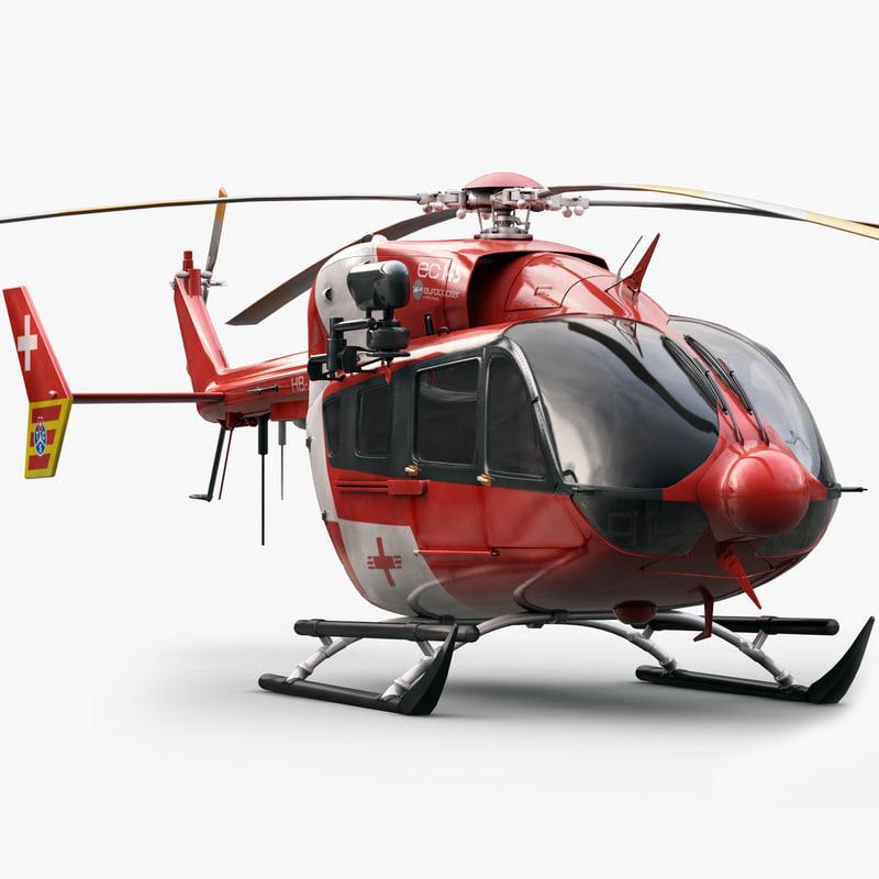 Eurocopter EC 145 Medical