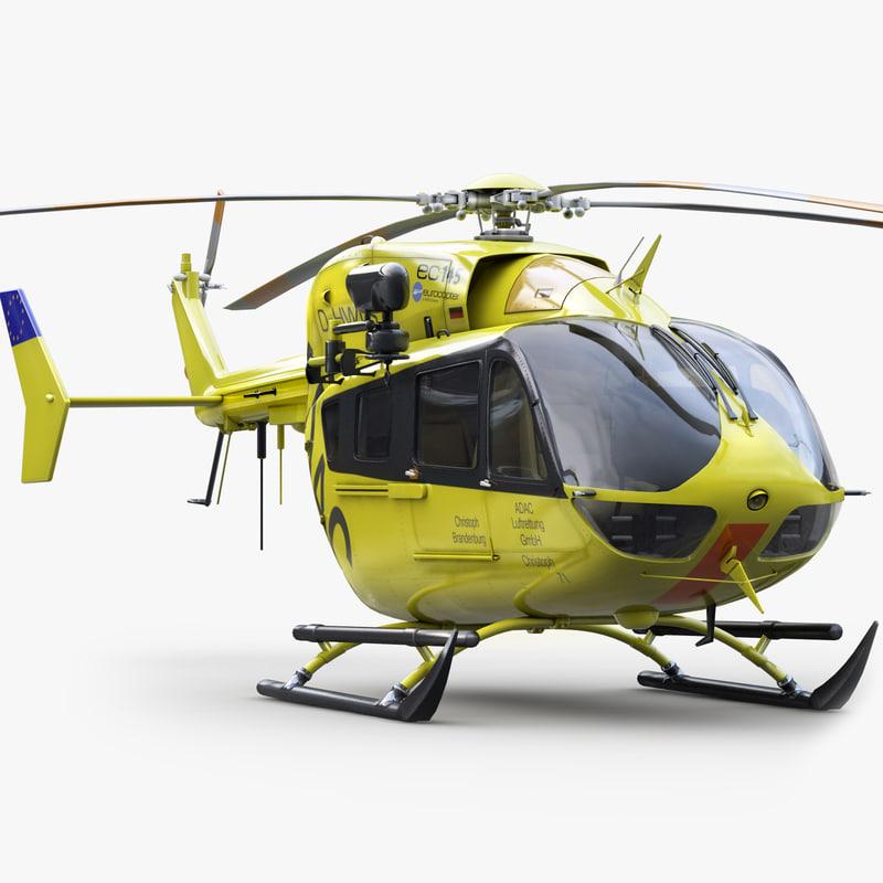 Eurocopter EC 145 Emergency(1)