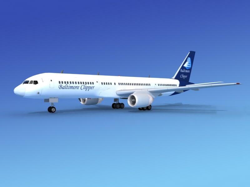 Boeing 757-200 Baltimore Clipper0001.jpg