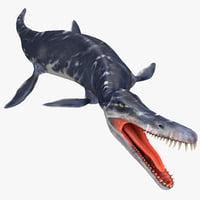 Kronosaurus 3D models