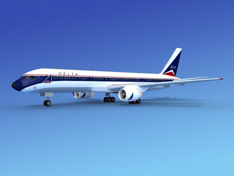 Boeing 757-200 Delta Airlines 10001.jpg