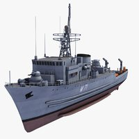 minehunter 3D models