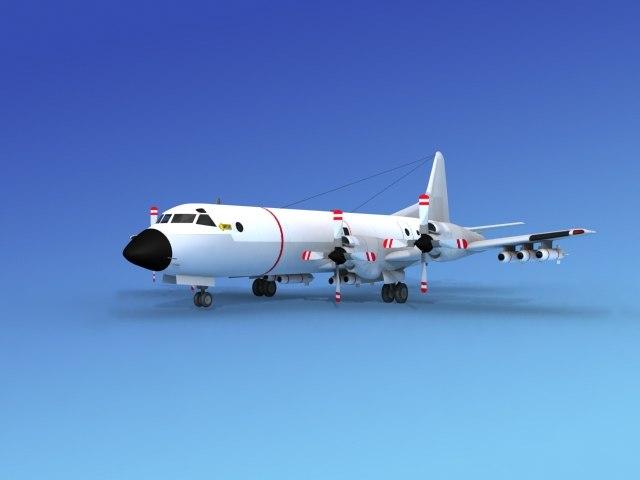 Lockheed P-3 Orion V27 Unmarked 10001.jpg