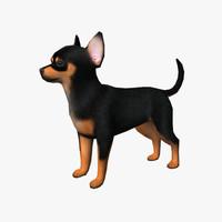 Chihuahua 3D models