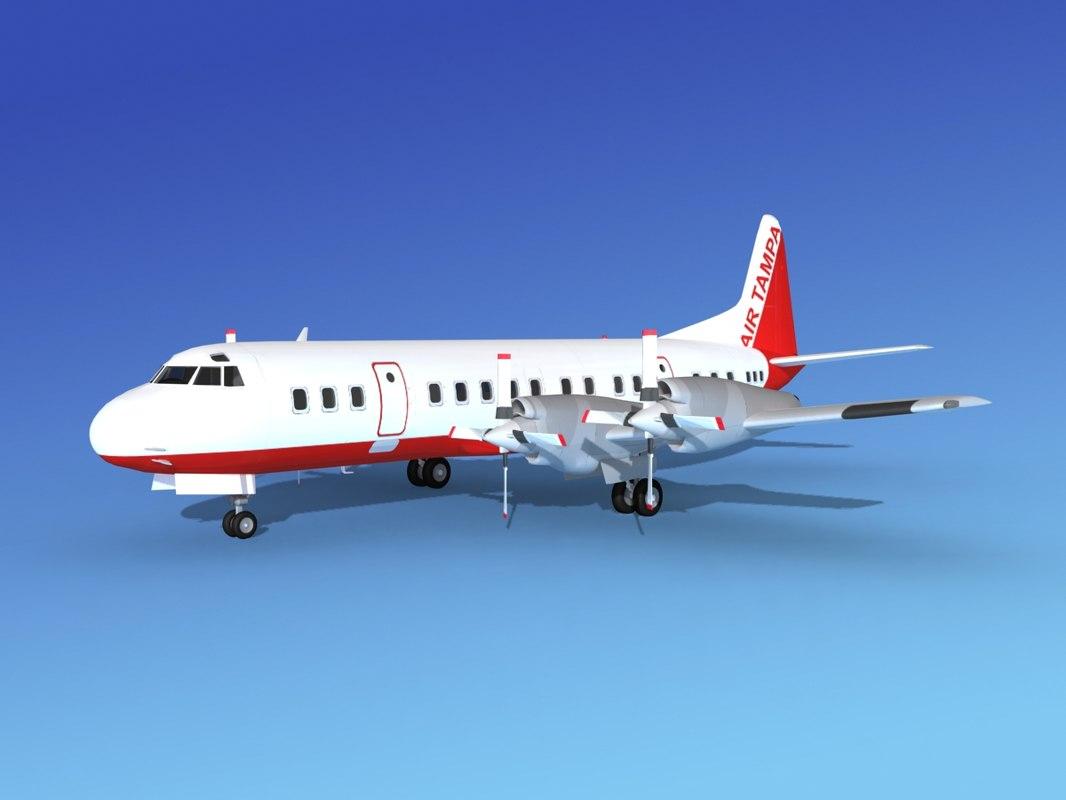 Lockheed L188 Electra II Air Tampa0001.jpg