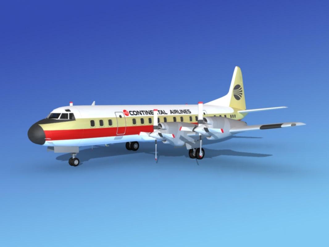 Lockheed L188 Electra II Continental 0001.jpg