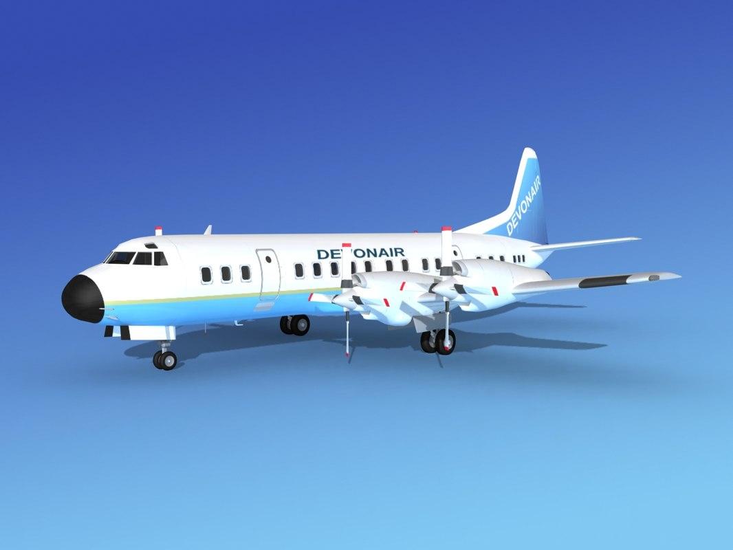 Lockheed L188 Electra II Devonair0001.jpg