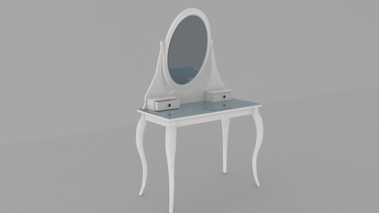Maya ikea hemnes dressing table for Ikea dressing table hemnes