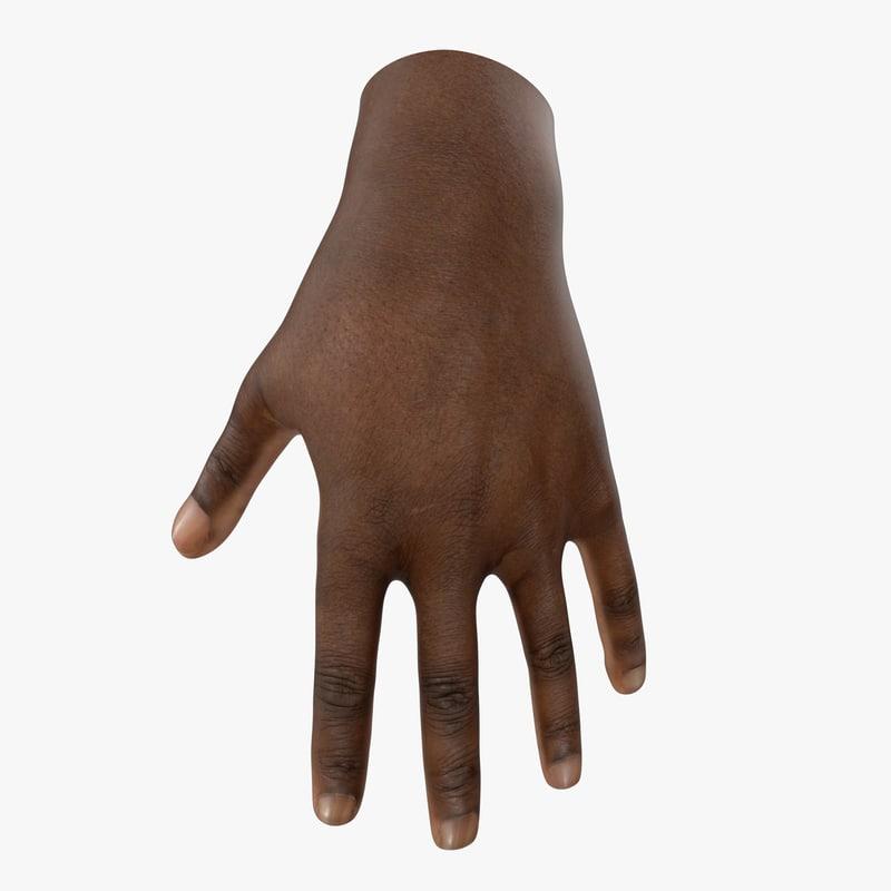 Hand Skin Type 6