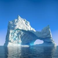 iceberg 3D models